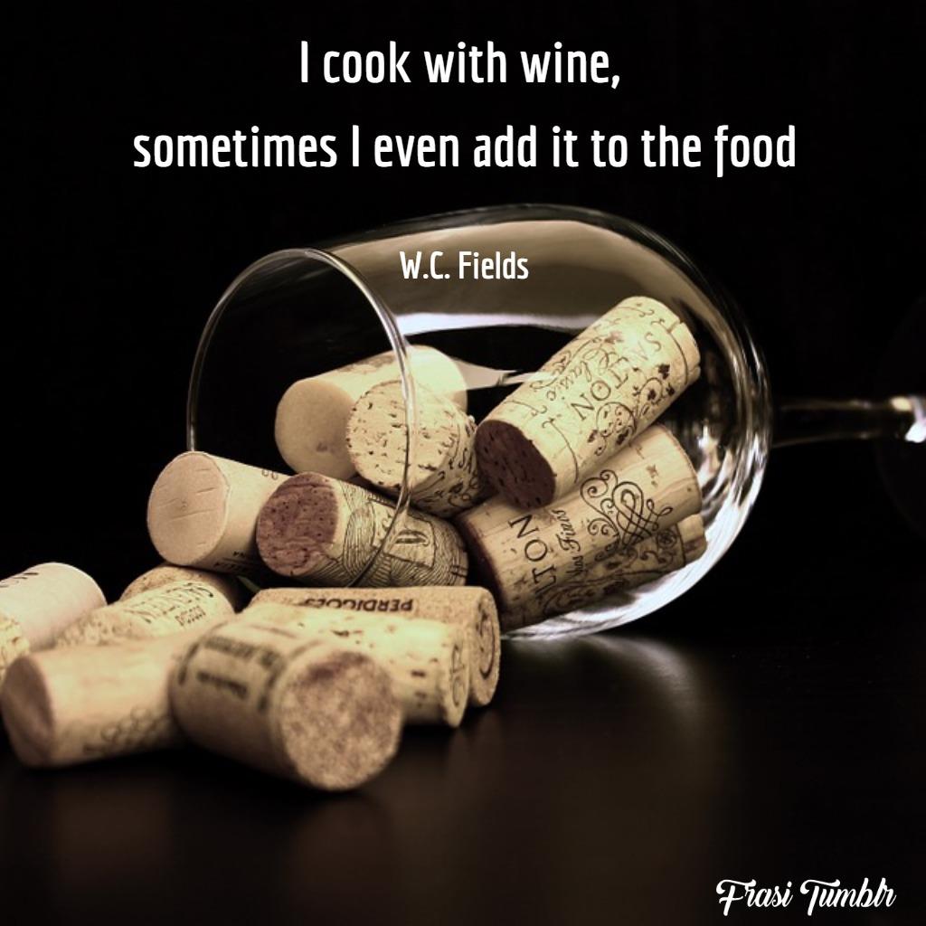 frasi-cibo-inglese-cucinare-vino-mangiare