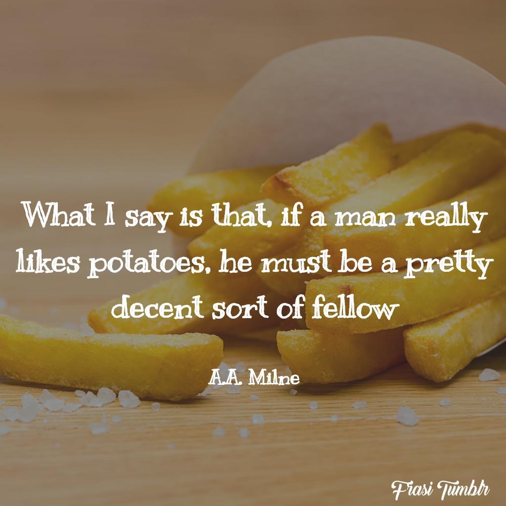 frasi-cibo-mangiare-inglese-patate-uomo