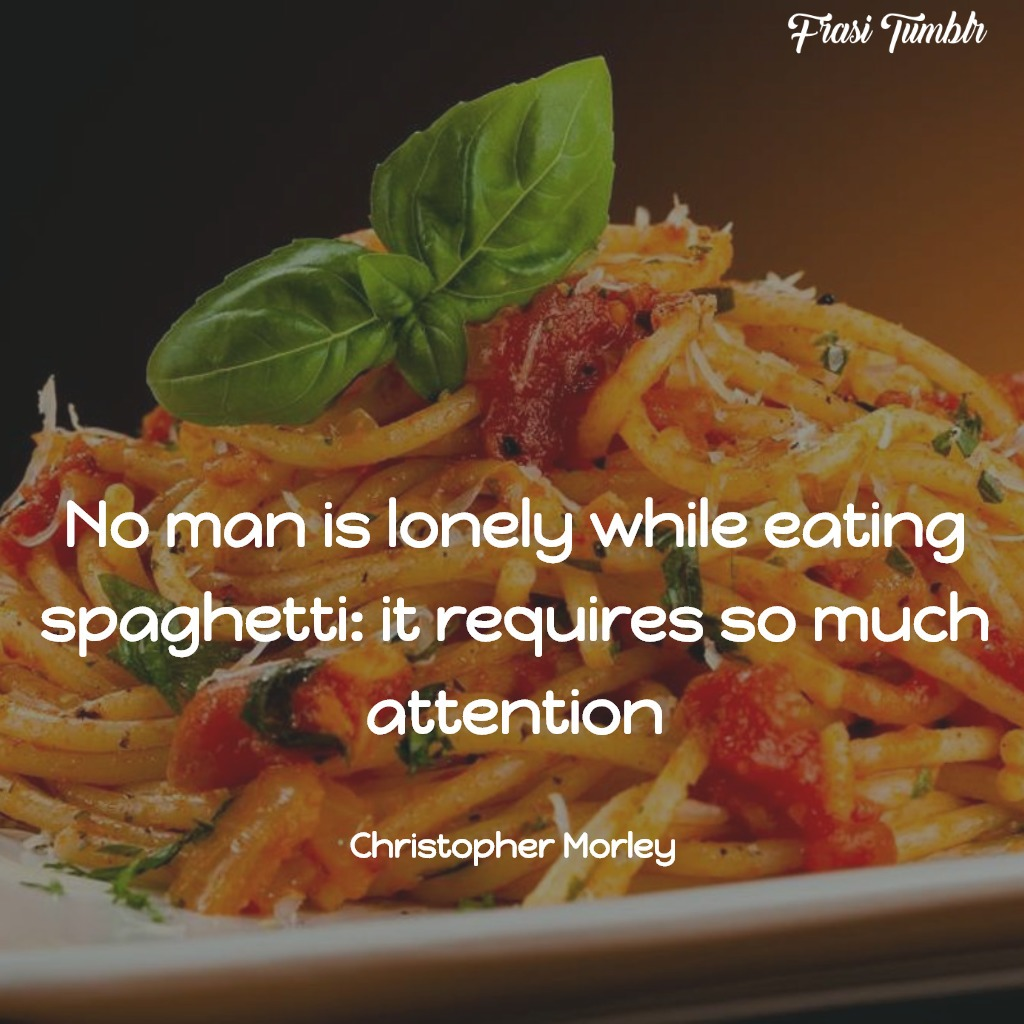 frasi-mangiare-cibo-inglese-spaghetti