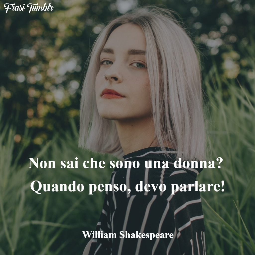 11++ Violenza Donne Shakespeare