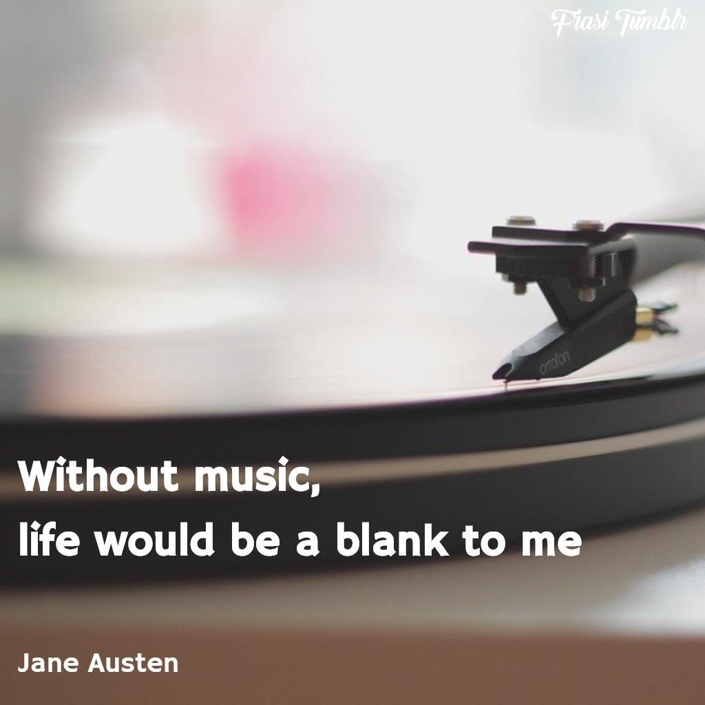 frasi musica inglese senza musica